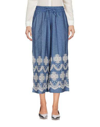 UFFICIO 87 Cropped-Hosen & Culottes Mode-Stil Zu Verkaufen HsltFaCD