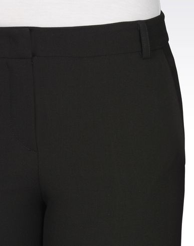 Pantalon Emporio Armani Noir Armani Noir Emporio Pantalon qwwxzfpXZ