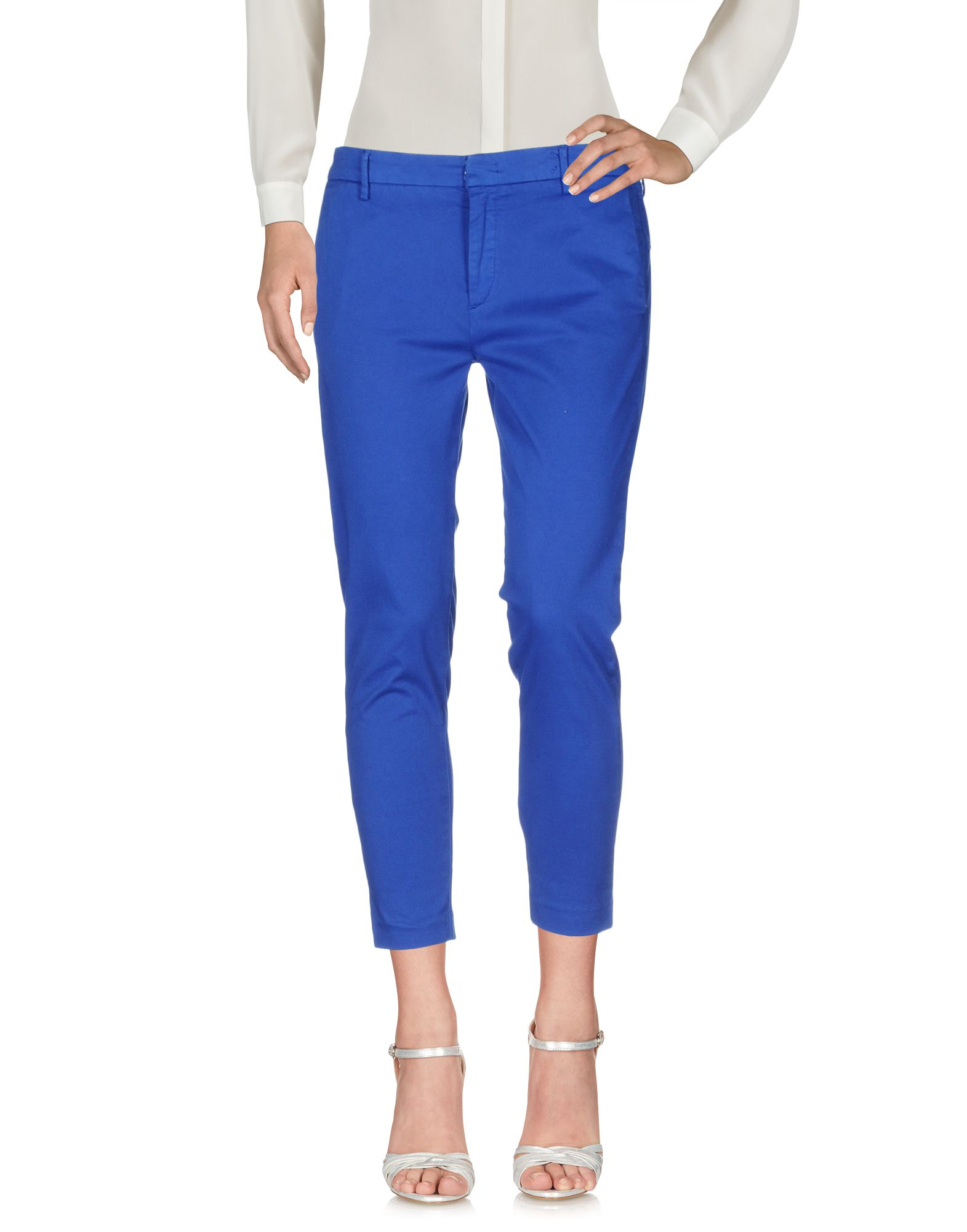 Pantalone Taperosso Maison Maison Clochard donna - 13126371VH  kosteneffizient