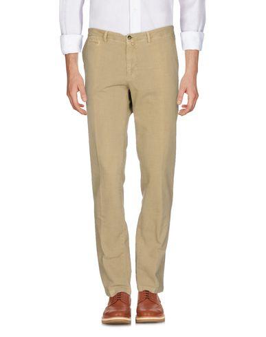 BRIGLIA 1949 Casual Pants in Khaki