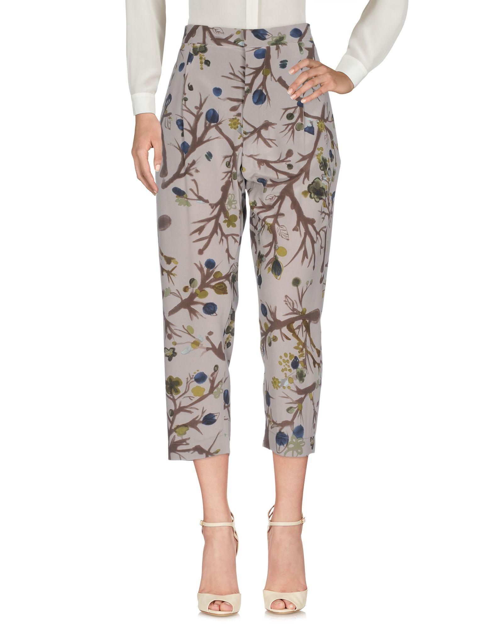Femmes MarniAcheter Classiques En Ligne Pantalons À oCeQBrxdW