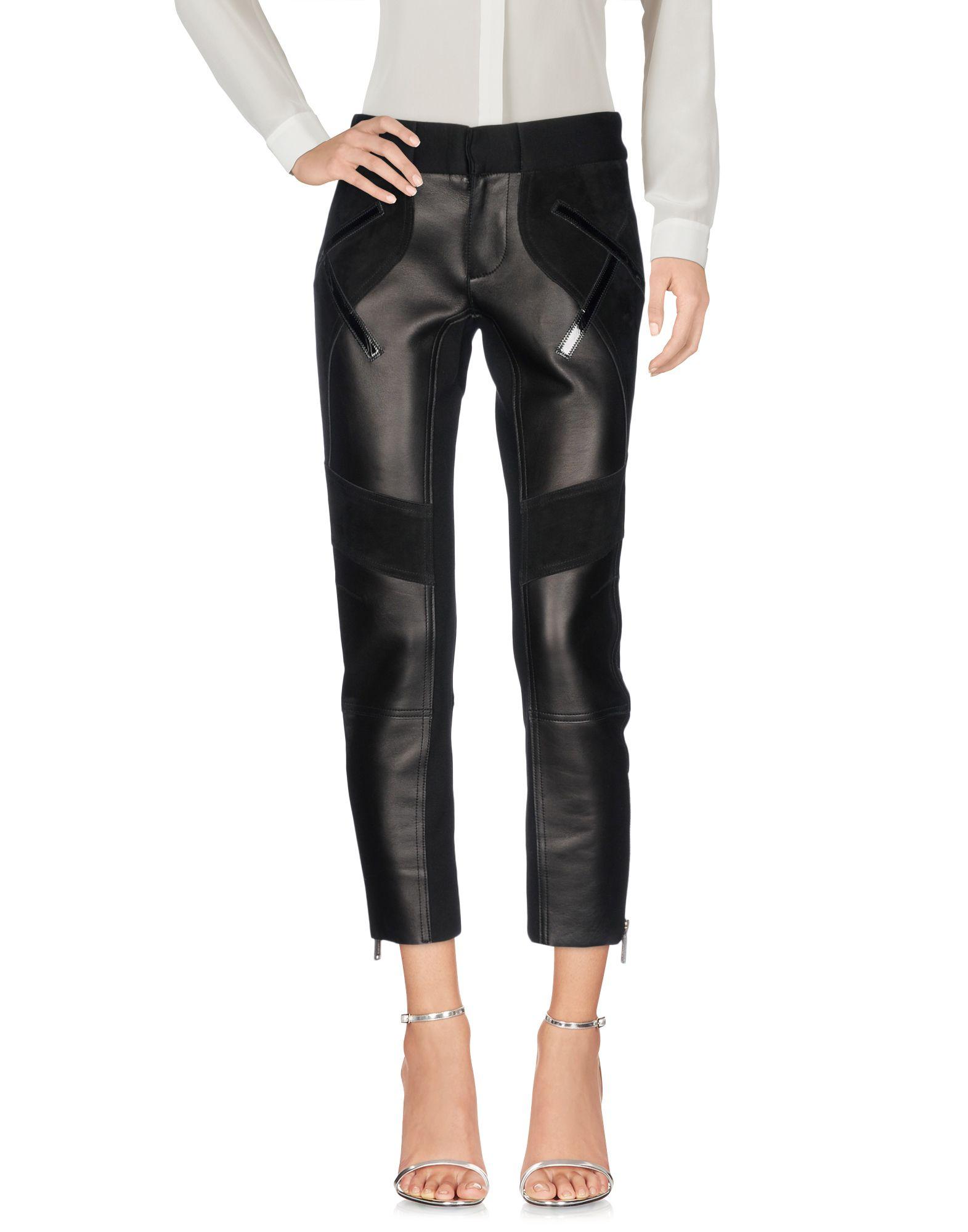 Pantalone Pelle Dsquared2 Donna - Acquista online su