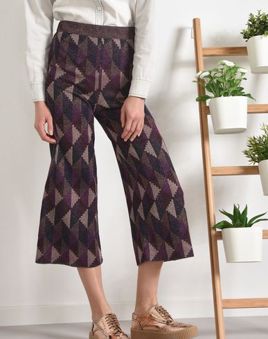 GEORGE J. LOVE Cropped-Hosen & Culottes