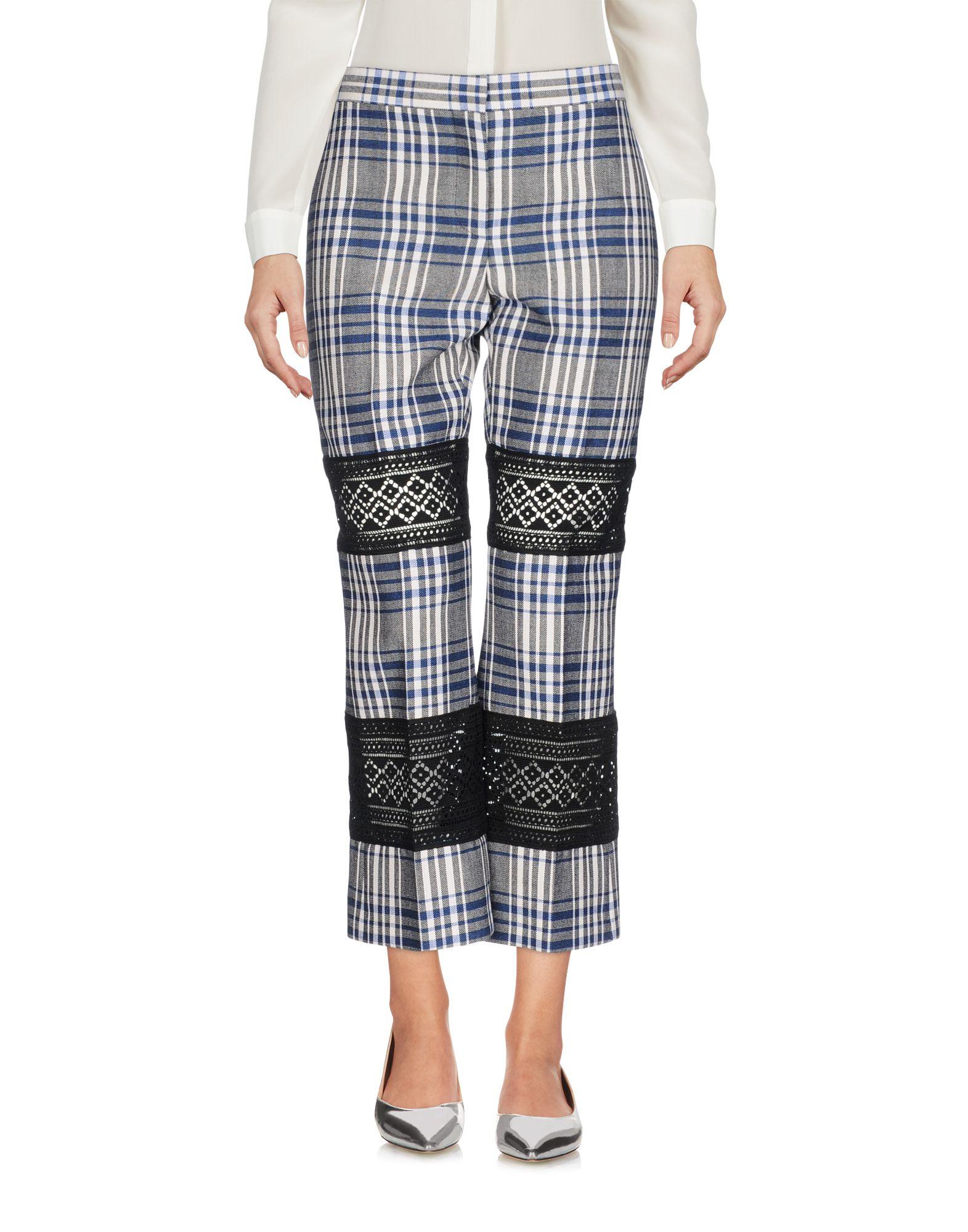 Pantaloni Cropped E Culottes Alexander Mcqueen Donna - Acquista online su gRSTT