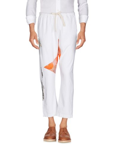 Casual Pants in White
