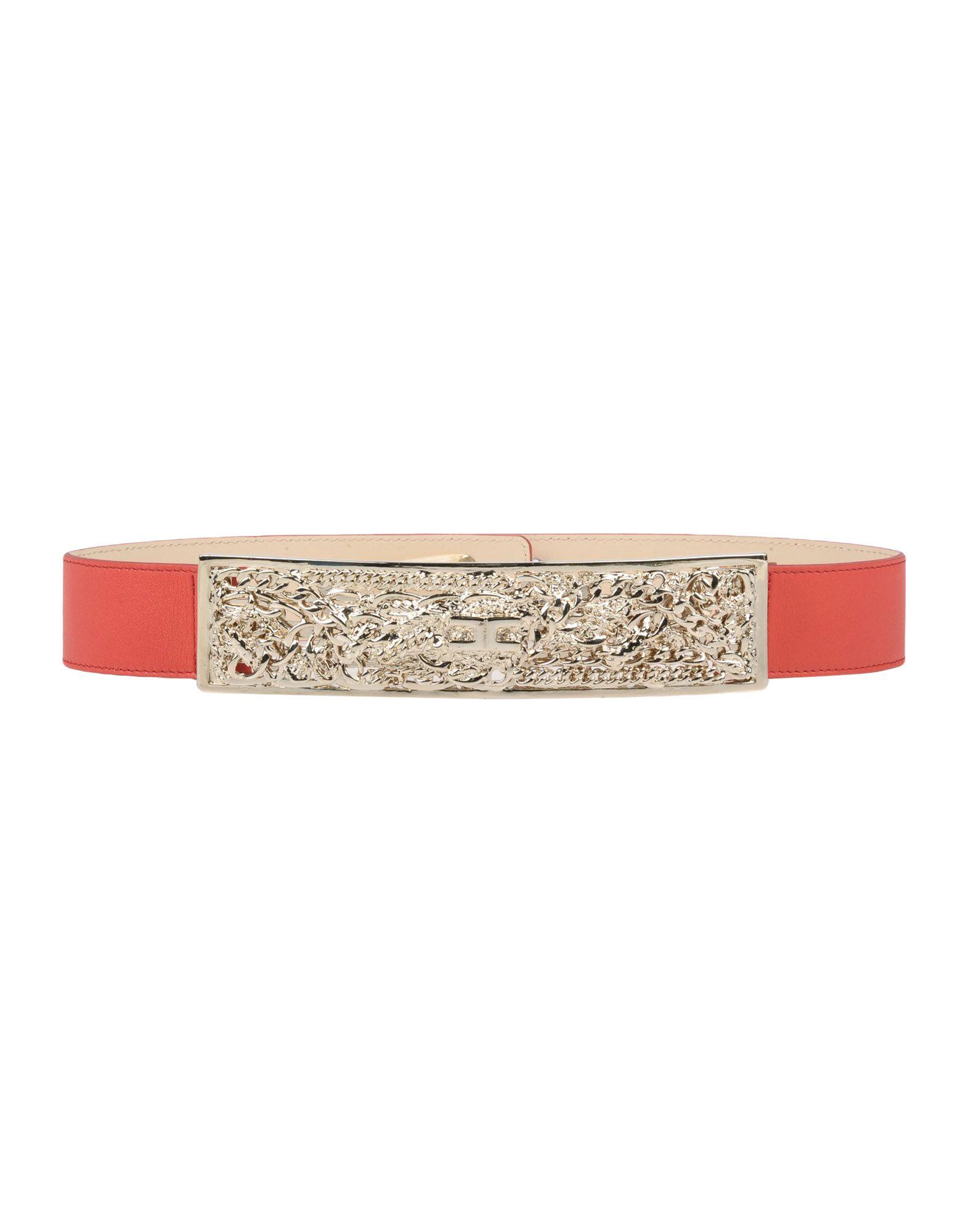 Cintura Regular Elisabetta Franchi Gold Donna - Acquista online su