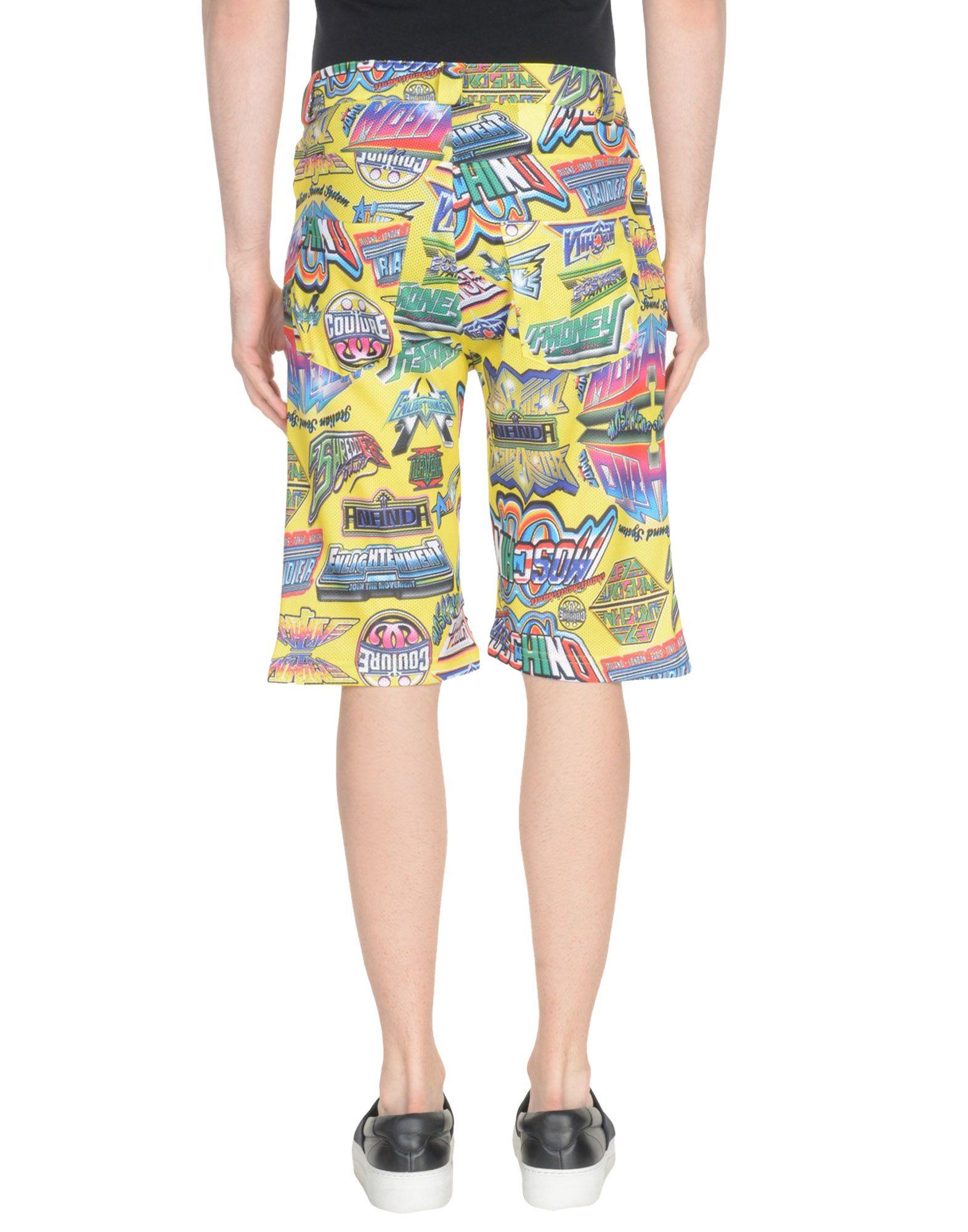 Shorts & Bermuda Moschino Uomo Uomo Uomo - 13154737HP 1f7294