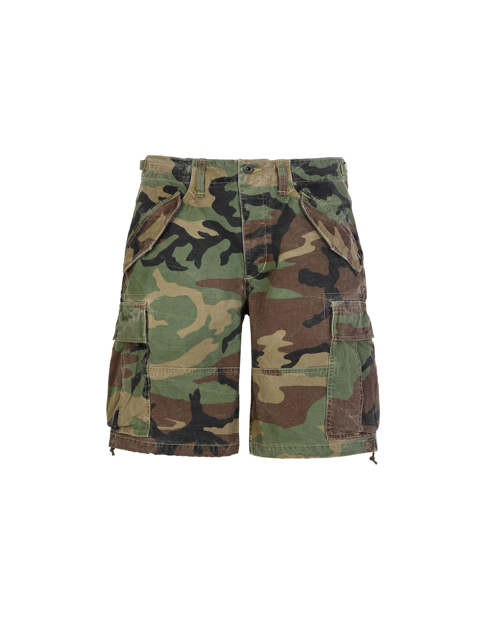 Shorts Polo Ralph Lauren Cotton Canvas Short - Uomo - Acquista online su
