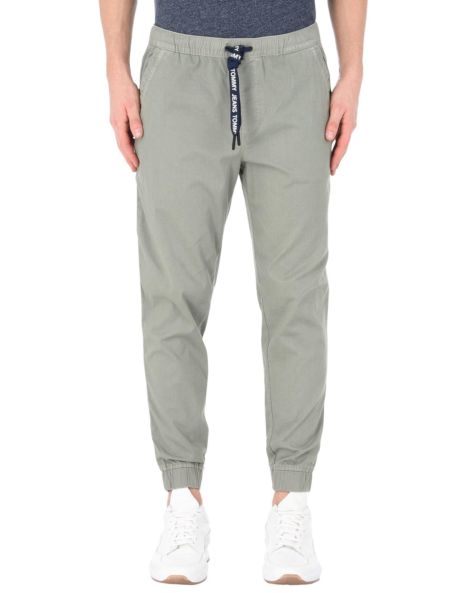 Pantalone Tommy Jeans Tjm Relax Dobby Jog Chino - Uomo - Acquista online su