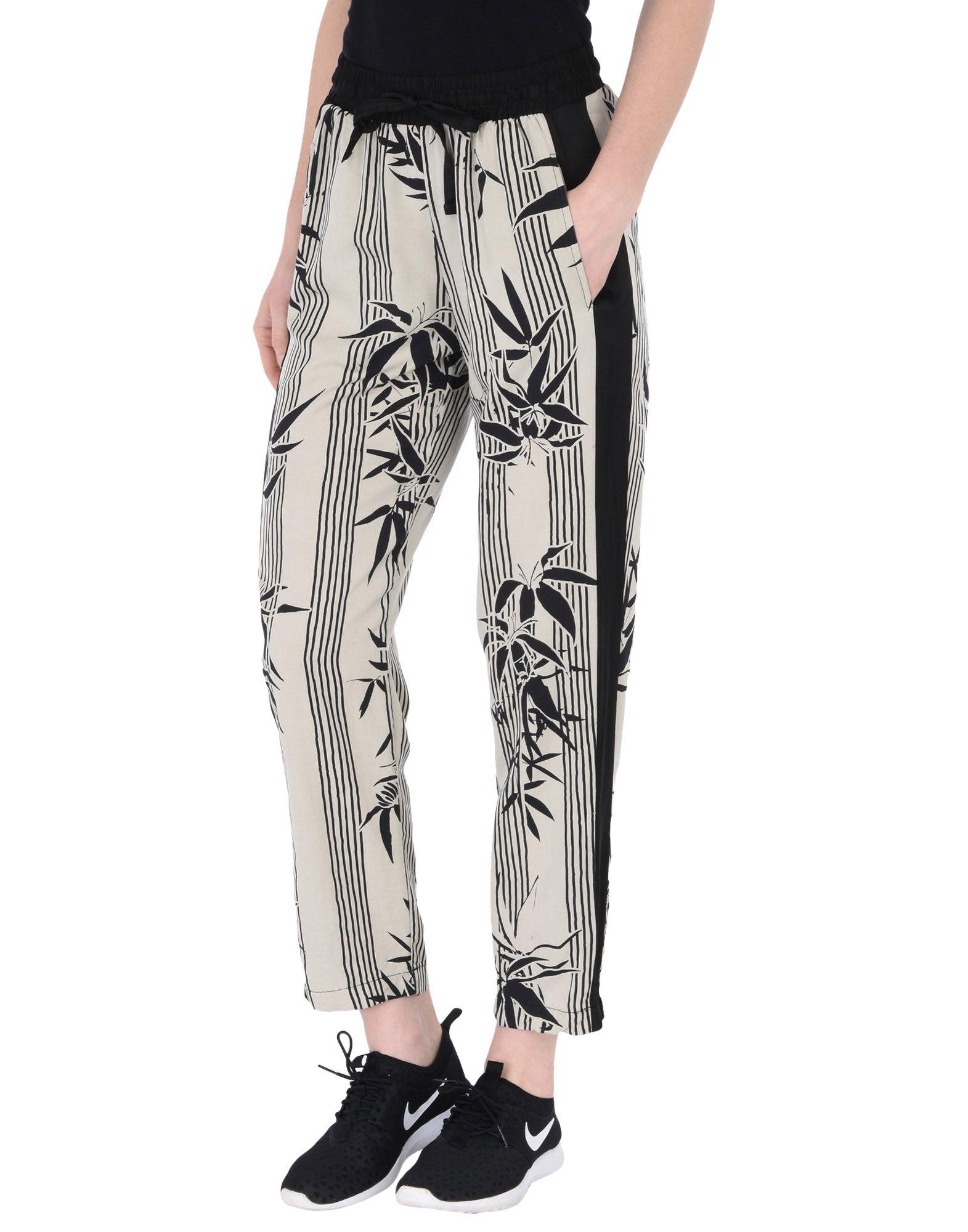 Pantalone Deha Printed Regular Pants - Donna - Acquista online su fYCMbsqfC