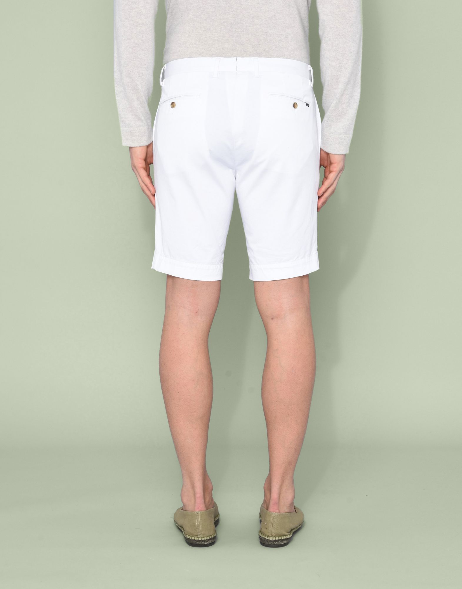 Shorts Shorts Shorts & Bermuda Polo Ralph Lauren Stretch Military Short - Uomo - 13172831WD 4d7985