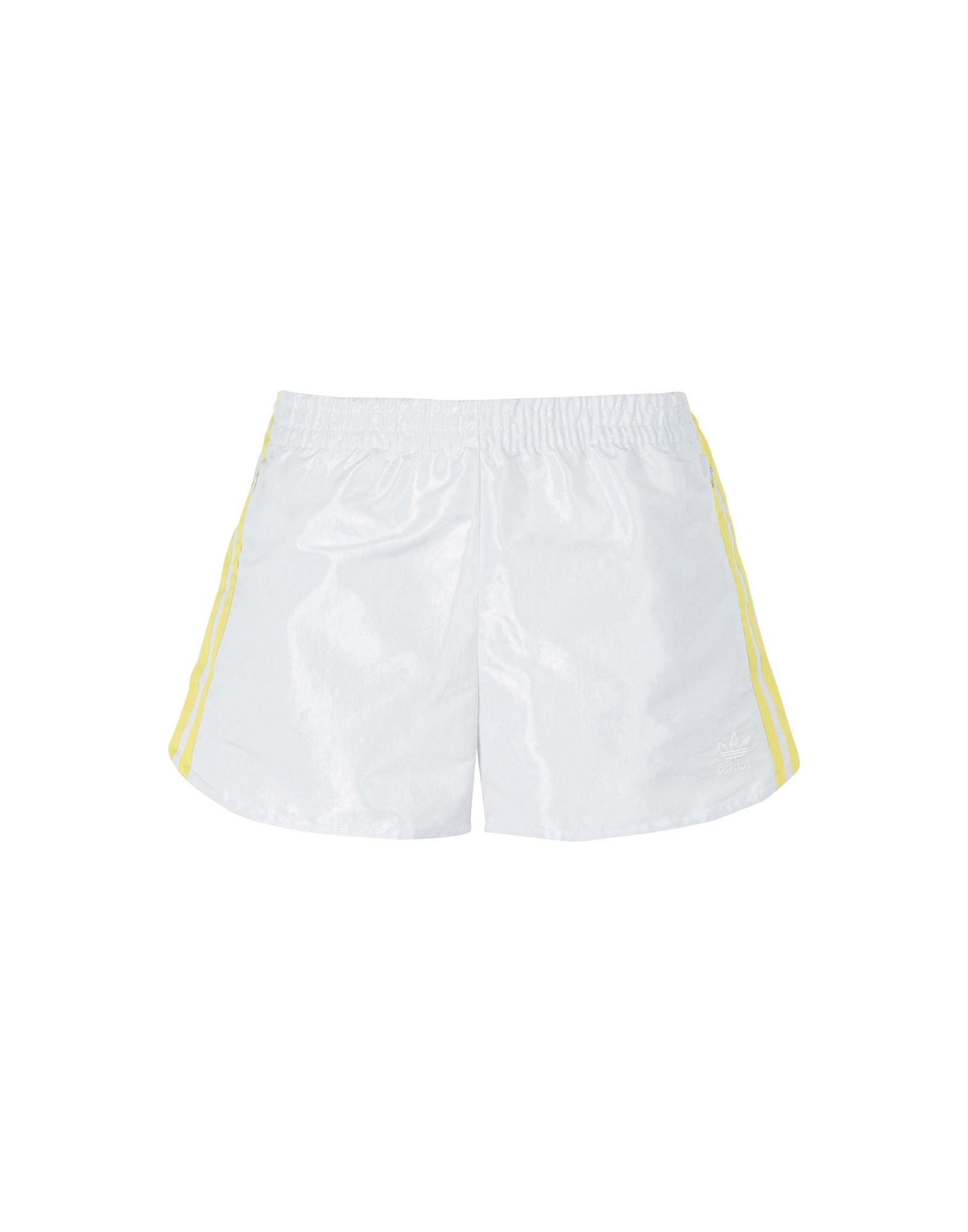 6dbb0dec373 Σορτς Και Αθλητικές Φούστες Adidas Originals Fsh L Short - Γυναίκα - Σορτς  Και Αθλητικές Φούστες Adidas Originals στο YOOX - 13174879DF