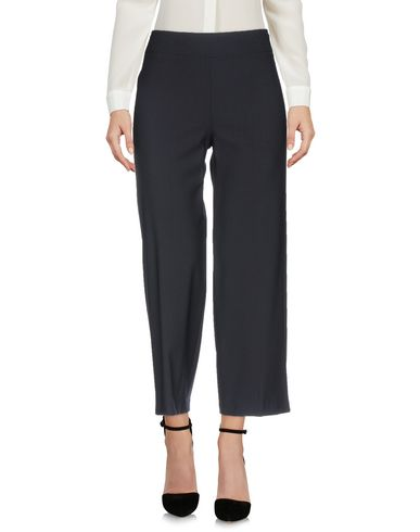 AVENUE MONTAIGNE Casual Pants in Dark Blue