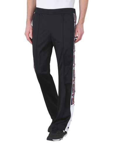 1575cc7098d22 Champion Reverse Weave Taped Logo Button Pants - Athletic Pant - Men ...