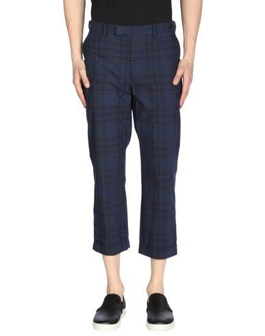 BEAMS 3/4-Length Short in Dark Blue