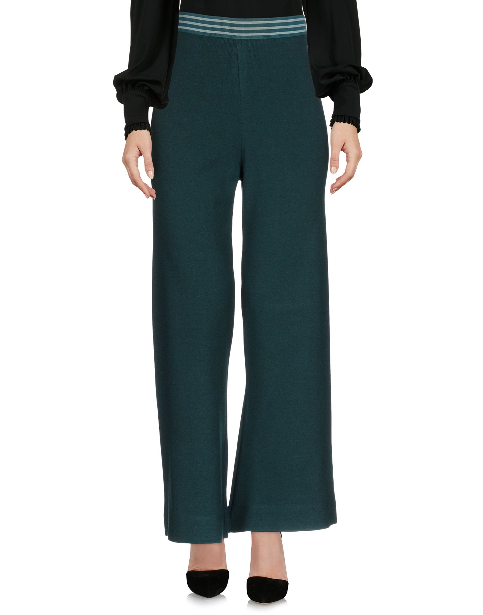 Pantalone Palazzo Twin-Set Simona Barbieri Donna - Acquista online su xreMXT9