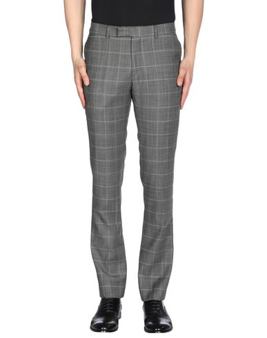 WOOSTER + LARDINI Casual Pants in Grey