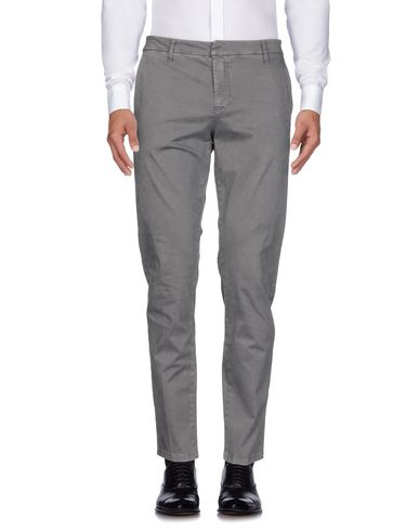 RANSOM Casual Pants in Grey