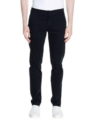 RANSOM Casual Pants in Dark Blue