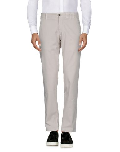MONOCROM Casual Pants in Light Grey