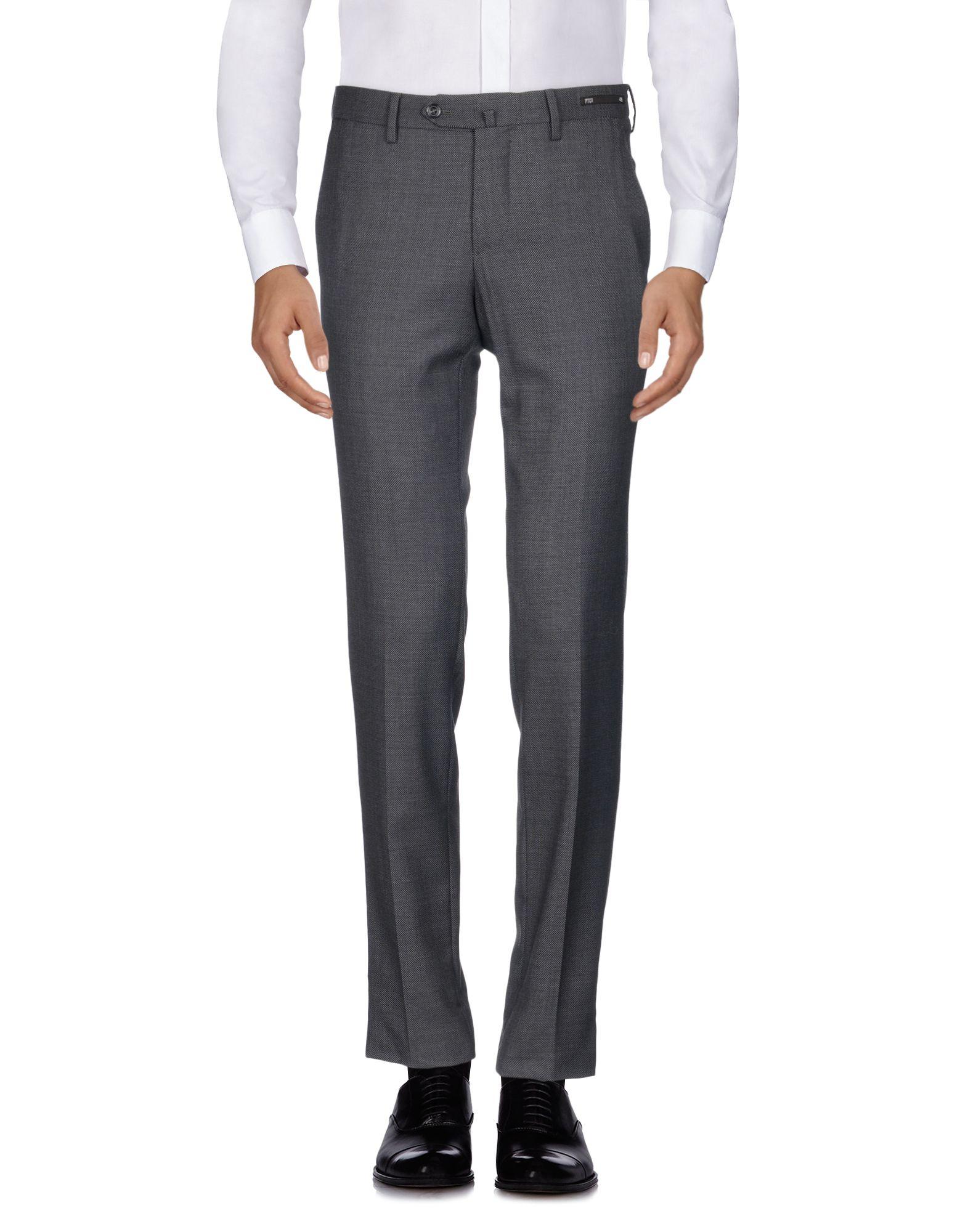 da3ca61bdab5 Pt01 Casual Pants - Men Pt01 Casual Pants online on YOOX Canada ...
