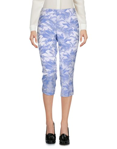 TERESA DAINELLI Cropped Pants & Culottes in Sky Blue