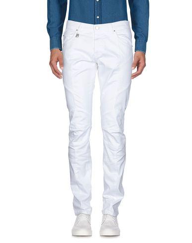Blanc Balmain Balmain Blanc Blanc Pierre Pierre Balmain Pantalon Pantalon Pierre Pantalon 5Bnfqpxft