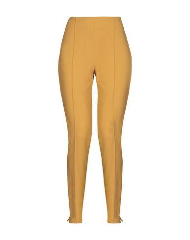 PIERRE MANTOUX Casual Pants in Ocher