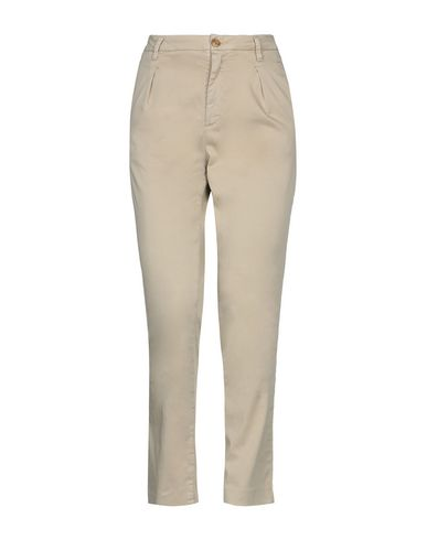 AGLINI Casual Pants in Beige