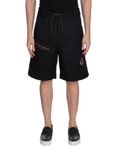 MARCELO BURLON - Shorts & Bermuda