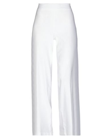 AVENUE MONTAIGNE Casual Pants in Ivory