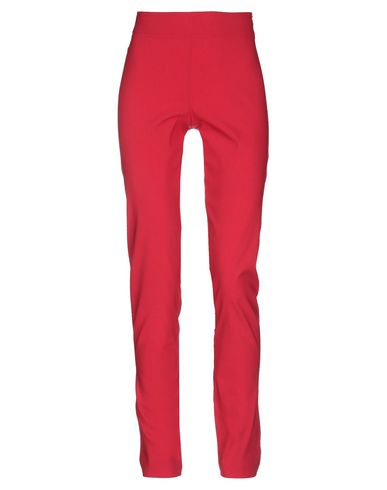 AVENUE MONTAIGNE Casual Pants in Red