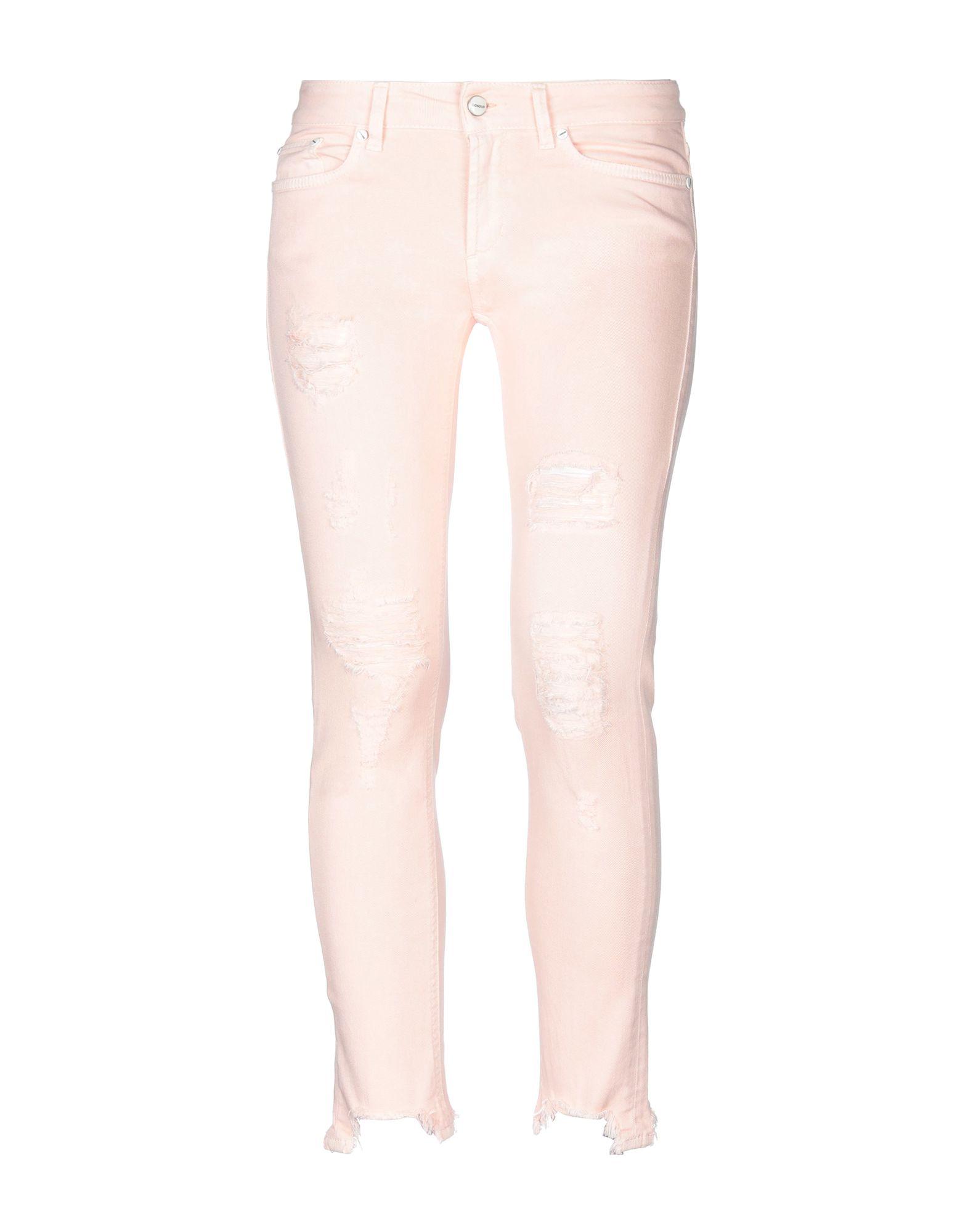 Pantaloni Pantaloni Pantaloni Jeans Dondup donna - 13248130RF 0e5