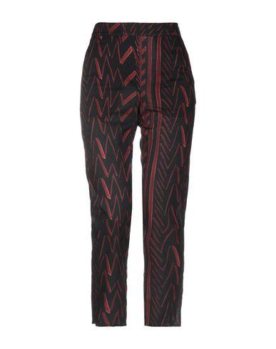 DIEGA Casual Pants in Maroon