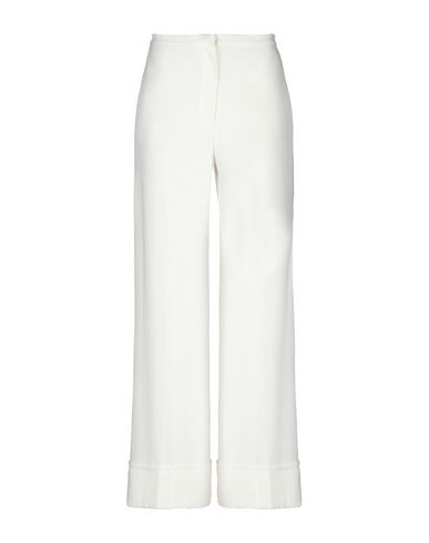 DURO OLOWU Casual Pants in White