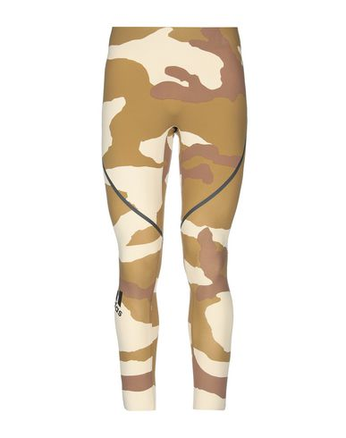 ADIDAS BY UNDEFEATED Leggings in Military Green