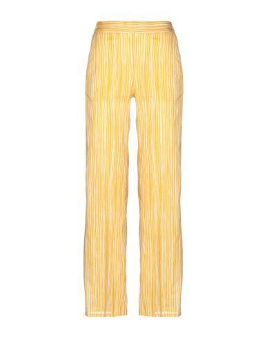 DIEGA Casual Pants in Yellow