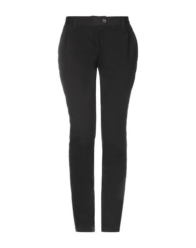 TWIN-SET JEANS Casual Pants in Black