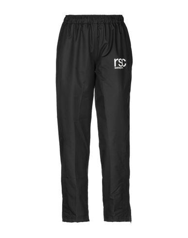 SAKAYORI. Casual Pants in Black