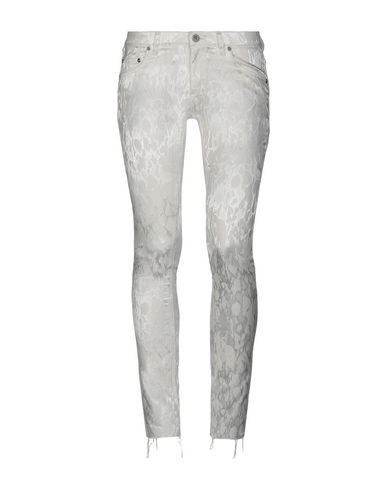 FAGASSENT Casual Pants in White