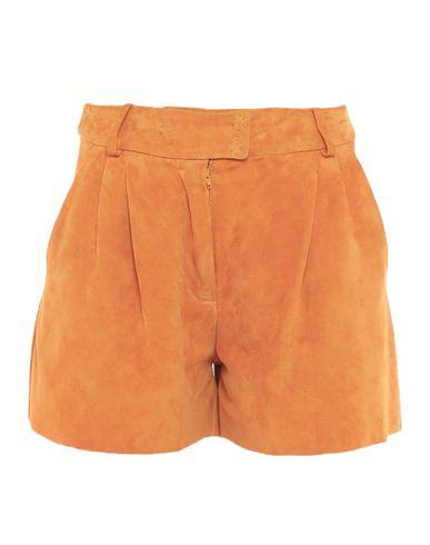 SALVATORE SANTORO - Leather pant