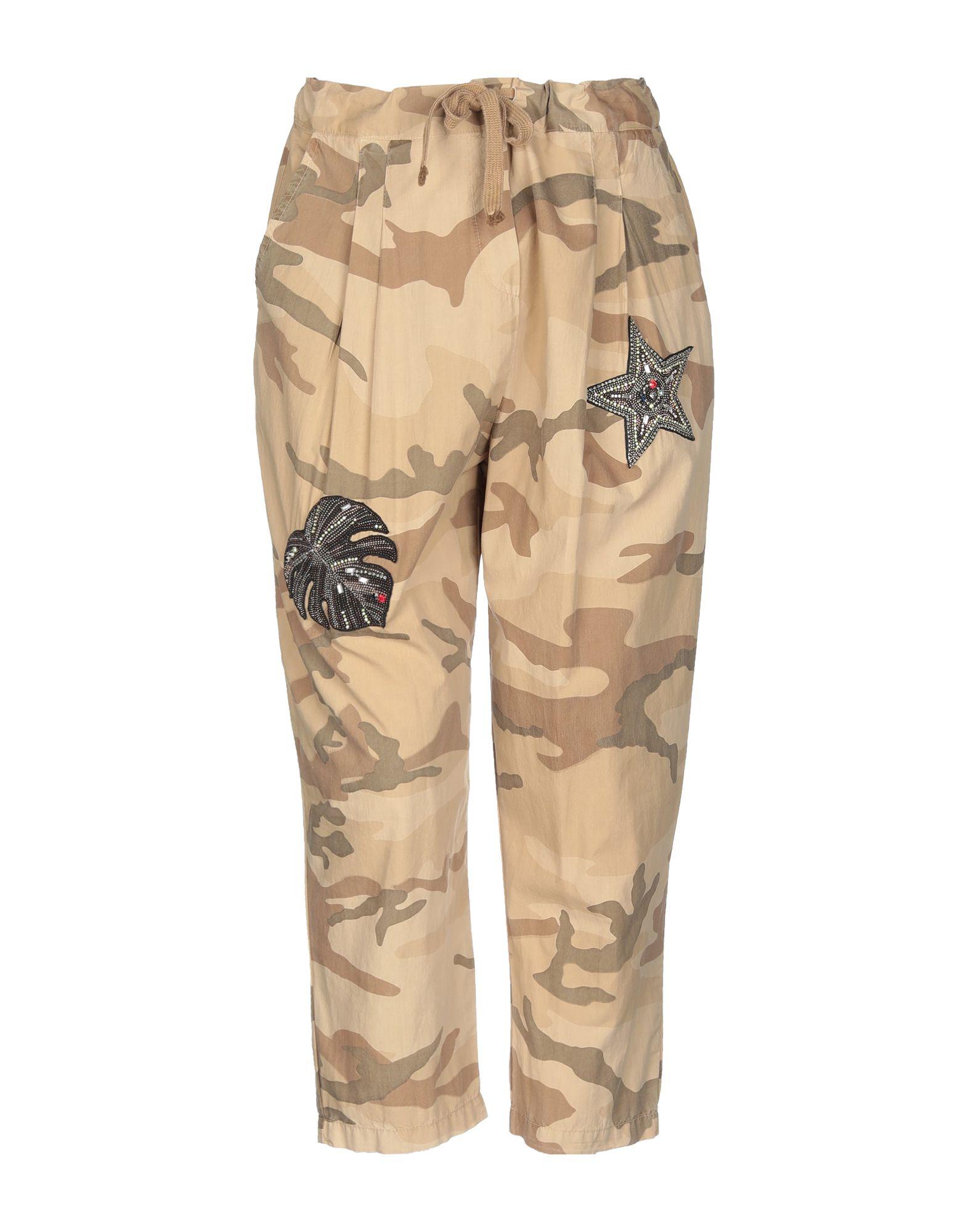 Pantalone Taperot Brand Unique damen - 13274034IL