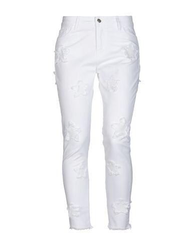 ONE Denim Pants in White