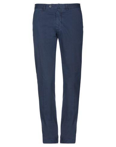BARBISIO Casual Pants in Dark Blue