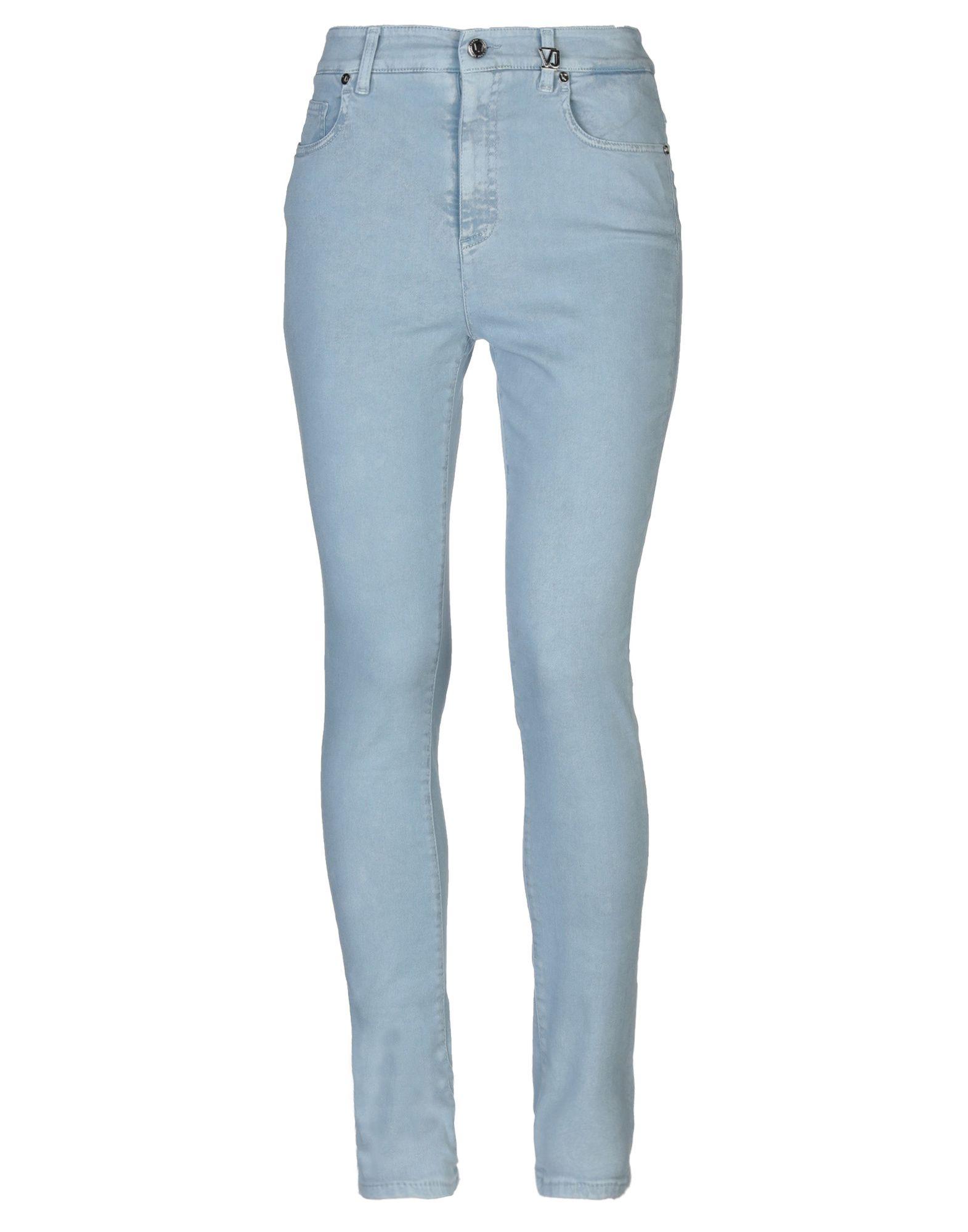 Pantaloni Jeans  ersace Jeans damen - 13284795SU