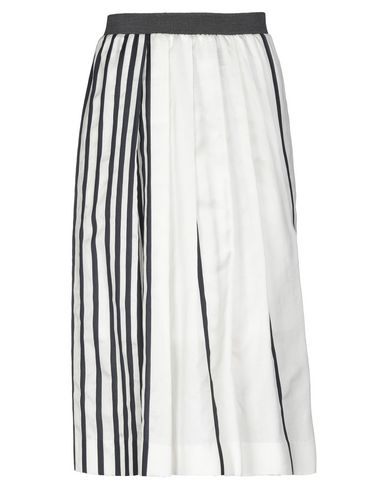 PAUW Midi Skirts in White