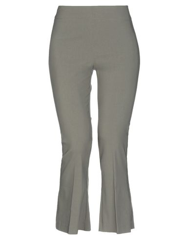 AVENUE MONTAIGNE Casual Pants in Military Green