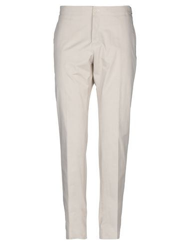 FAÇONNABLE Casual Pants in Neutrals