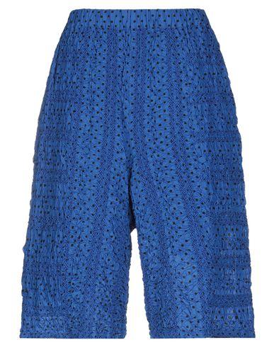 ZUCCA Knee Length Skirt in Blue