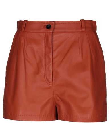 DOLCE & GABBANA - Leather pant